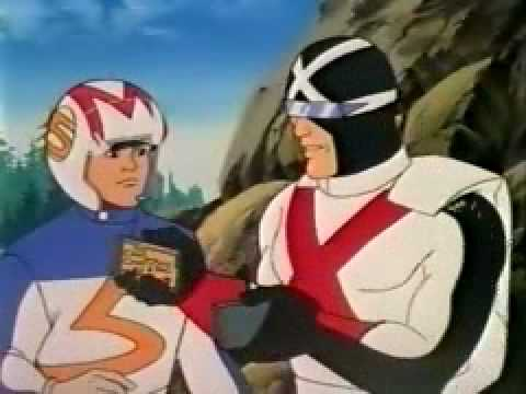 The New Adventures of Speed Racer Clip 3