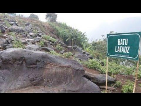 Ditemukan Situs Bersejarah Baru di Cianjur Selain Gunung Padang