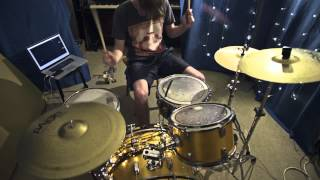 SOHN - Artifice (Drum Cover)