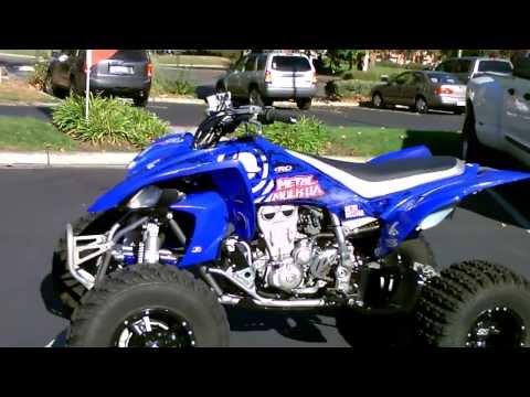 Contra Costa Powersports-Used 2007 Yamaha YFZ-450 Sport Quad 4 wheeler ATV motorcycle