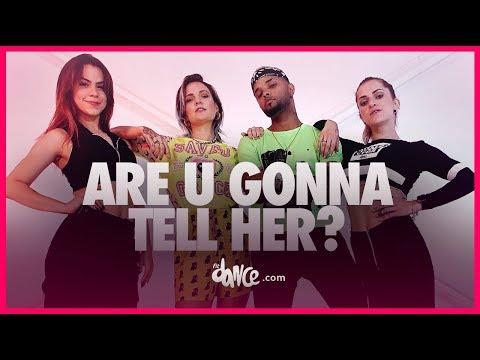 Are U gonna tell her? - Tove Lo ft. MC Zaac | FitDance TV (Coreografia Oficial) Dance Video