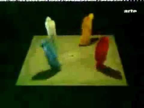 U B U W E B       Samuel Beckett   Quadrat 1+2 1982