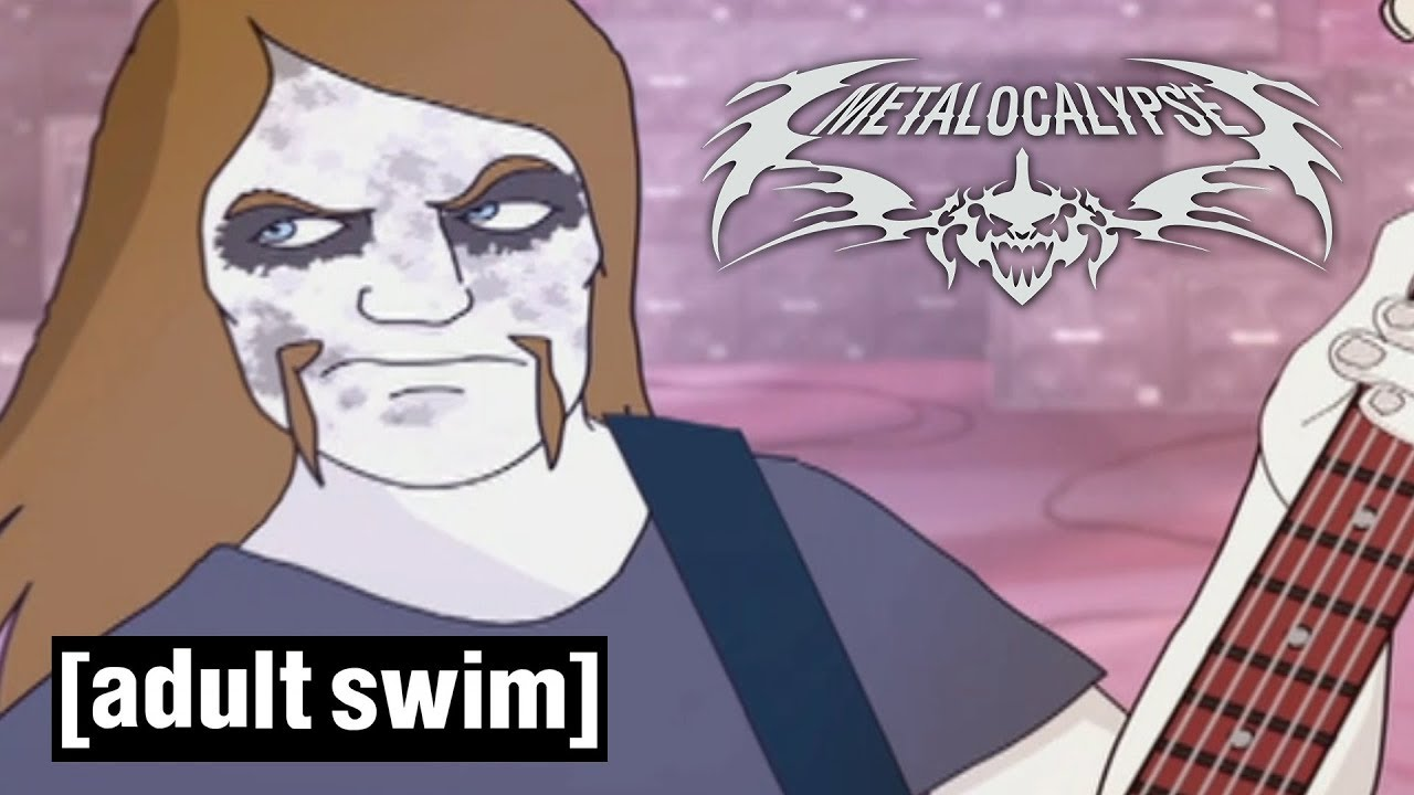 adult swim metalocalypse