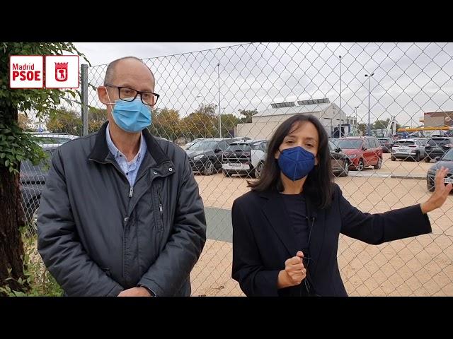 El PSOE exige que se restituya al Ayuntamiento la parcela junto al colegio Juan Zaragüeta