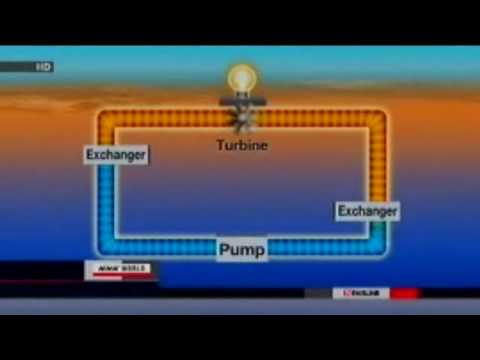 Energy from new sea sources
