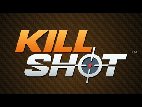 Official Kill Shot (by Hothead Games Inc.) iOS / Android Launch Trailer