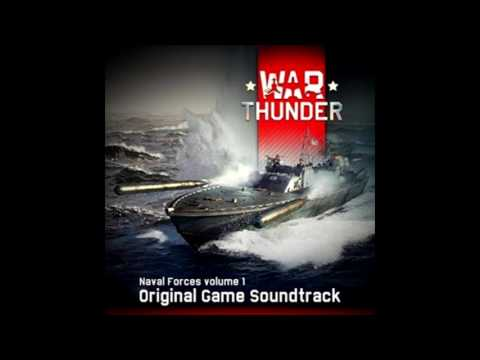 War Thunder: Naval Forces SOUNDTRACKS!