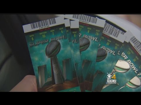 Super Bowl Ticket Prices Falling Fast