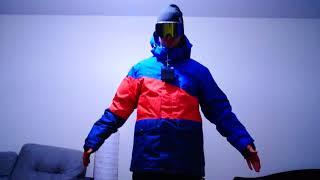 Обзор мужской горнолыжной куртки с Aliexpress | Зимняя распаковка ч.3