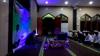 IRBAMA HMM qosidah medley Ustad Alfan with Ustad Fahmi Ahmad