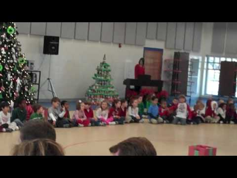 Auburn Early Education Center Christmas Program