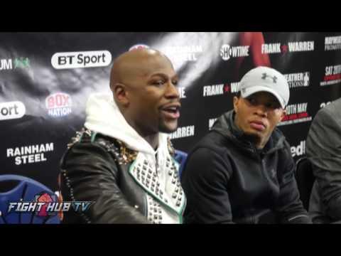 The Full Gervonta Davis vs. Liam Walsh Post Fight Press Conference video