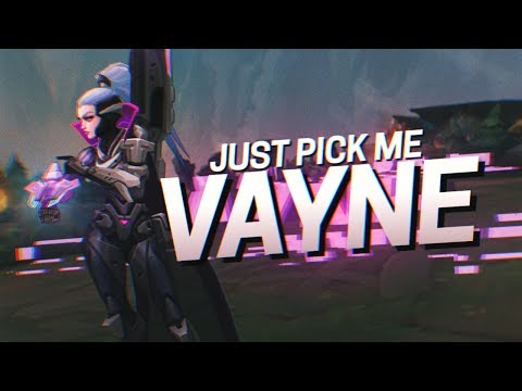 Doublelift - JUST GIVE MY VAYNE