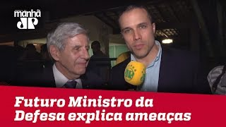 Futuro Ministro da Defesa explica ameaças a Jair Bolsonaro thumbnail
