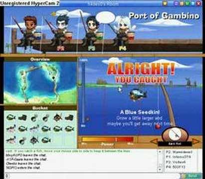 Gaiaonline Fishing Hack