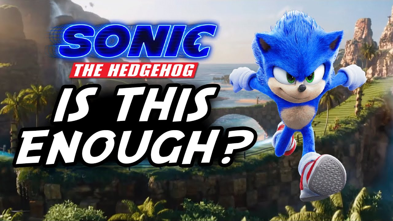 SONIC THE HEDGEHOG the MOVIE: A Rubber Band Ball of Contradictions | GEEK CRITIQUE