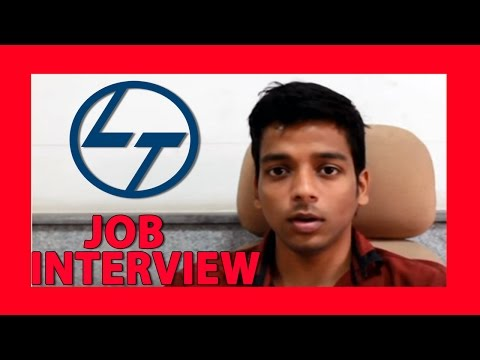 Job Interview Questions And Answer | L&T Interview