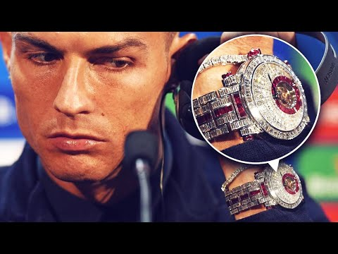 Footballers' Top 13 Most Expensive Watches    Oh My Goal