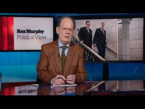 Rex Murphy: Finance Minister Jim Flaherty