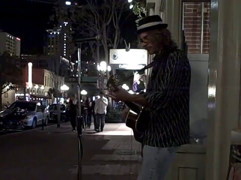 """Wild Nights"" Van Morrison 5th Ave 11/15/08 Performed by John Langford"