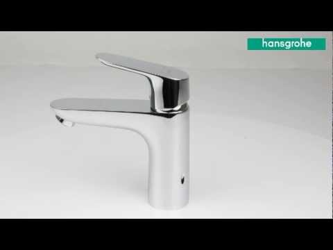 hansgrohe focus 31607000 youtube. Black Bedroom Furniture Sets. Home Design Ideas