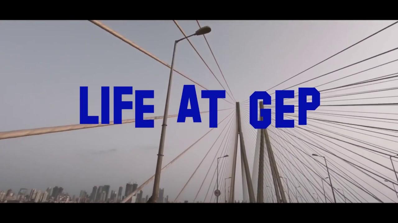 Download LIFE AT GEP !