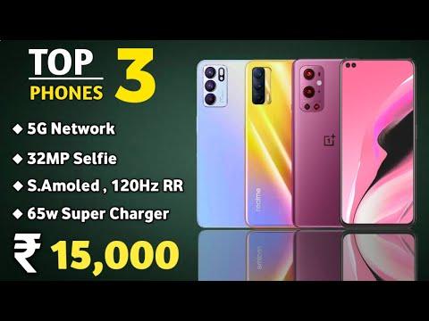 Top 3 Powerful Gaming Phones Under 15000 in India | Best Gaming Smartphone Under 15000 | August 2021
