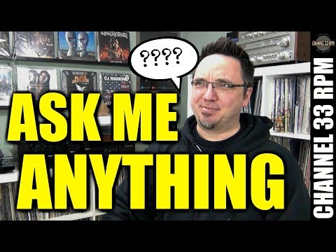 Future of vinyl | CD revival | Best sounding records | Vinyl Community Q&A