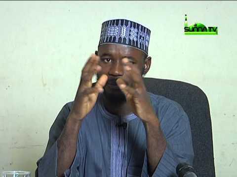 Malam  Abubakar Hamza (Matsayin Abubakar da Umar (R. A) 1)