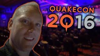 Swifty's Adventures at QuakeCon 2016!