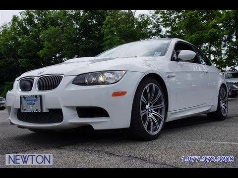 Bmw Of Newton >> 2009 BMW M3 4.0 V8 E92 Coupe - YouTube
