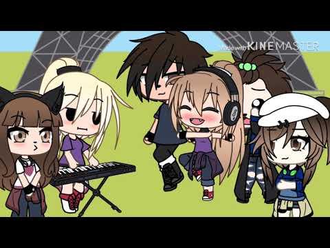 Girls VS. Boys Singing Battle Gacha Life