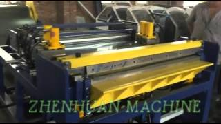 ADL 3 square duct machine