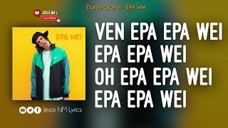 Danny Ocean - Epa Wei  S   Español Ingles
