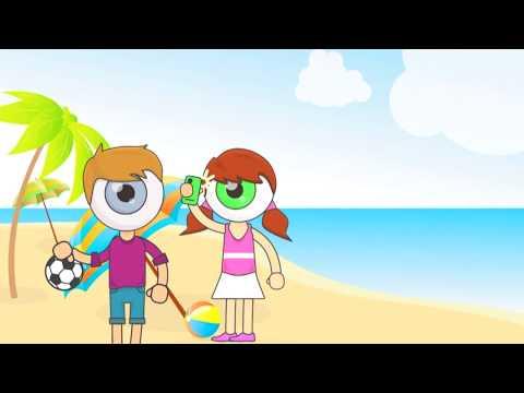 The Eyebrights: Should kids wear sunglasses?