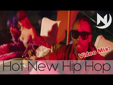 Hot New Hip Hop & RnB Black Urban Trap Mix March 2018 Best New RnB Club Dance Music #49🔥