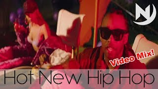 Baixar Hot New Hip Hop & RnB Black Urban Trap Mix March 2018 Best New RnB Club Dance Music #49🔥
