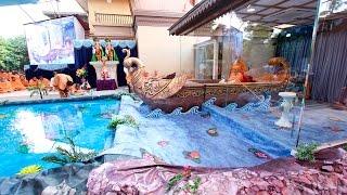Jal Jhilani Celebration - Guruhari Darshan 24 September 2015, Sarangpur, India