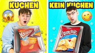 KUCHEN oder KEIN KUCHEN?! - Realistische Kuchen Challenge!