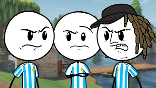3 TIPOS DE ARGENTINOS