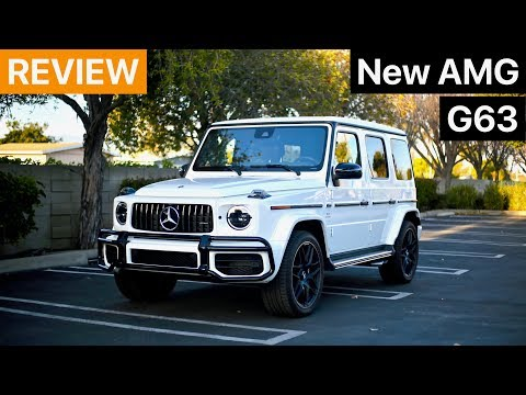 2019 Mercedes-AMG G63 Review: Sound, Fury, and Classic Cool