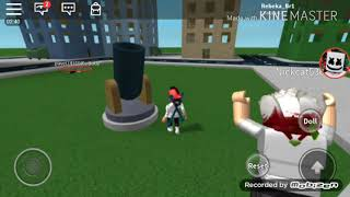 THE MOST FUN GAME-ROBLOX