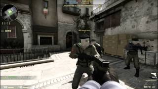 La banda terrorista E.T.A. en el Counter-Strike:Global Offensive