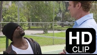 "Get Hard - ""The Yard"" Funny Clip / Scene HD - Will Ferrell, Kevin Hart Movie Comedy 2015"