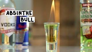 Absinthe Bull - Tipsy Bartender