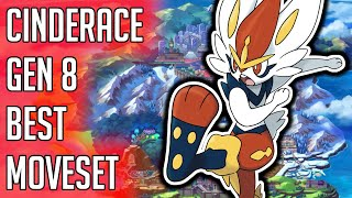 Cinderace Best Moveset Sword & Shield - Cinderace Best Moveset Gen 8 Sword & Shield Competitive