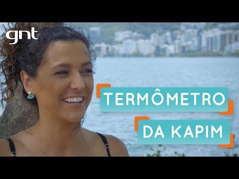 Gabriela Kapim no termômetro da bagunça! | Organização | Santa Ajuda | Micaela Góes