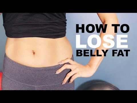 How to Lose Belly Fat!! | How to Get a Flat Stomach | Eman
