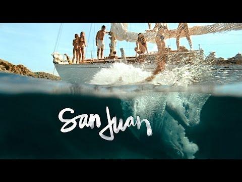 San Juan con The Triangles. Estrella Damm 2010