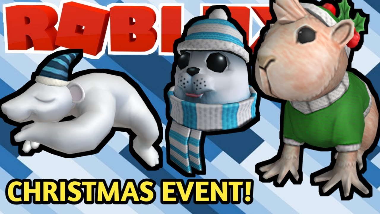 Event Christmas Event Is Coming In Roblox Leaked Items Roblox